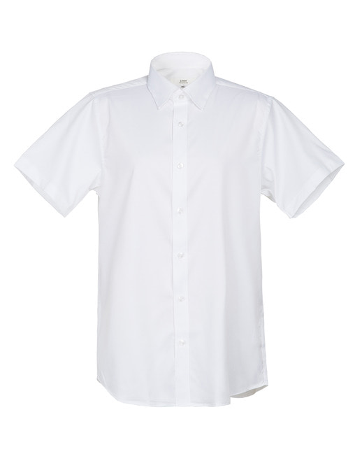 Classic wrinkle-free short sleeve shirts #AS1908